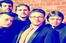 Jazz funk and boogaloo from The Filthy Six live at Hideaway Jazz Club