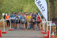 Victoria Park 10K Winter Series – Race 1 – January