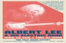 Albert Lee And his Electric Band at The Half Moon Putney