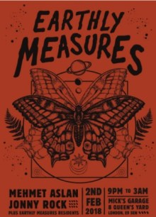 Earthly Measures #5 with Mehmet Aslan & Jonny Rock