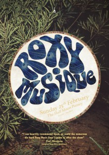 Roxy Musique -the definitive Roxy Music experience @ The Half Moon Putney