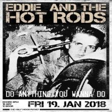 Eddie and the Hot Rods + The Statins at The Half Moon Putney