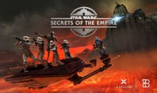 Hyper-Reality Star Wars™ VR Experience – Star Wars: Secrets of The Empire