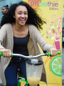 Cycle up a treat for Sport Relief at The Broadwalk Centre
