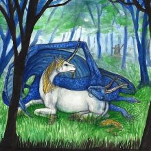 Mythical Creatures Day, Salisbury House, Enfield, London, children, craft,