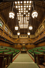 Unlock Parliament – a new immersive experience