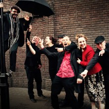 Red Stripe Band play boogie woogie and more at Hideaway Jazz Club Streatham