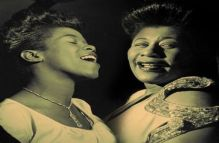 The Music of Ella Fitzgerald and Sarah Vaughan (Saturday)