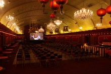 JAWS pop-up cinema night at the Rivoli Ballroom