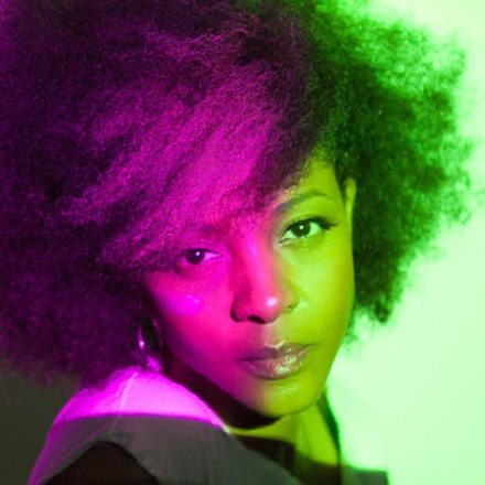 The Golden Girl of Funk Gizelle Smith at Hideaway Jazz Club London