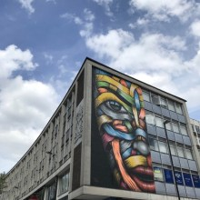 Croydon's First Official Street Art Walking Tour