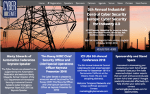 5th Annual Industrial Control Cyber Security Europe