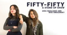 Fifty-Fifty: A Stand-Up Show