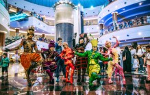 The Mall Wood Green announces its summer entertainment…