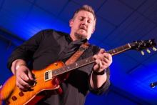 Stevie Nimmo Trio – Blues Music Live at The Half Moon Putney 4th October 18