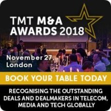 TMT M and A Awards 2018