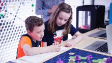Kids Hour: Design your own Denster with Kidesign