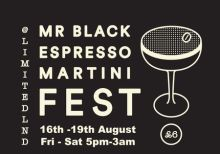 Mr Black Espresso Martini Festival at LimitedLDN