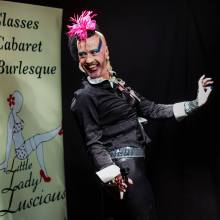 Luscious Cabaret – May The Fourth Be With You