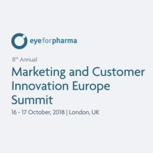eyeforpharma Marketing and Customer Innovation Europe