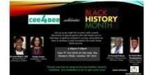Black History Celebration – Cee4Bee networking event