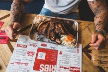 50% Off on Mondays at Chicago Rib Shack