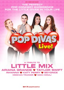 Pop Divas Live!,Millfield,Enfield,London,children,Half term,kids