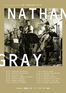 Nathan Gray at St Pancras Old Church, London