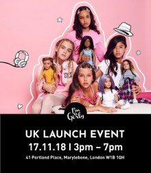I'M A GIRLY Styling Event for Kids