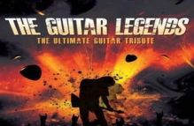 The Guitar Legends Show – the ultimate tribute to the electric guitar!