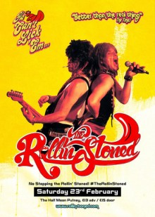 The Rollin Stoned Rolling Stones Tribute live at Half Moon Putney London