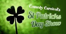 St Patrick's Day Stand Up Comedy in Leicester Square