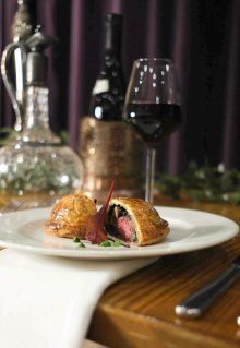 'A Feast of Thrones' at The Jugged Hare