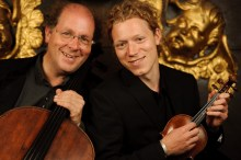 The Baillie Duo at St Mary's Old Church