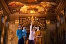 Painted Hall Reopening Weekend