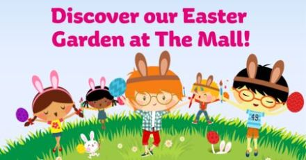 Fun-filled Easter Arts and Crafts Activities for Kids at The Mall Wood Green!