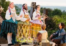 Open Air Theatre: A Midsummer Night's Dream