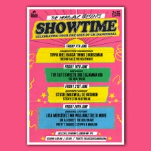 The Heatwave presents: Showtime – Four Decades of UK Dancehall