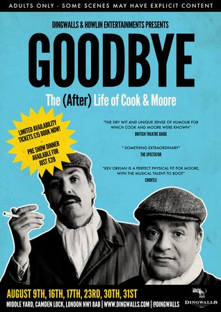Goodbye : The (After) Life of Cook & Moore