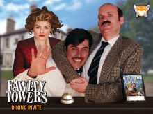 Fawlty Towers Dinner Show Barnehurst Golf Course 4th October