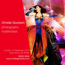 Photography Masterclass with Christie Goodwin