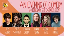 An Evening of Comedy at Drink, Shop & Do