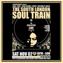 The South London Soul Train with The Soul Sisters (Live) + More