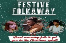 Festive Folkaway with Sherika Sherard, Vincent Burke and more special guest