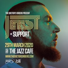 JEHST live at The Jazz Cafe, Sun 29th March