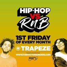 Hip-Hop vs RnB @ Trapeze Basement – Fri 5th June