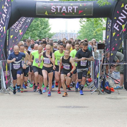 Queen Elizabeth Olympic Park 10K – Saturday 6 March 2021