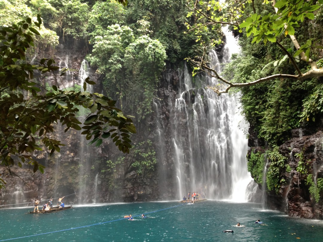 Iligan City: Tinago Falls