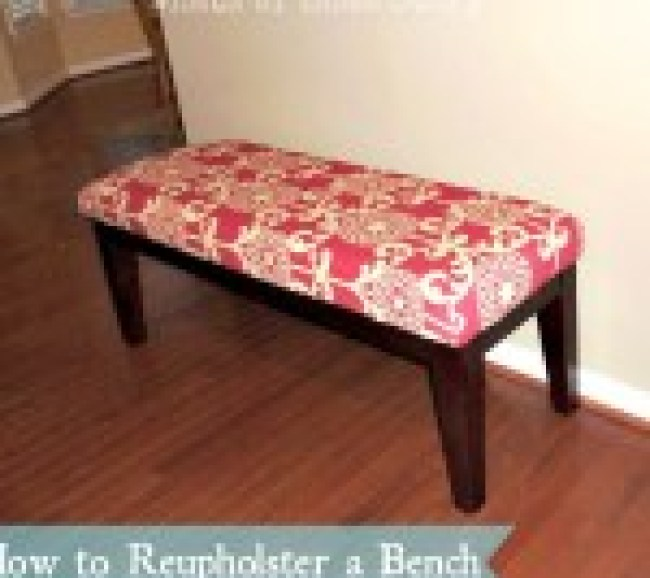 Bench-makeover, reupholster-furniture, how-to-reupholster-a-bench