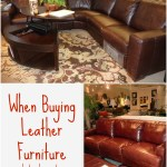 what-to-look-for-when-buying-leather-furniture, tips on buying leather furniture, types of leather